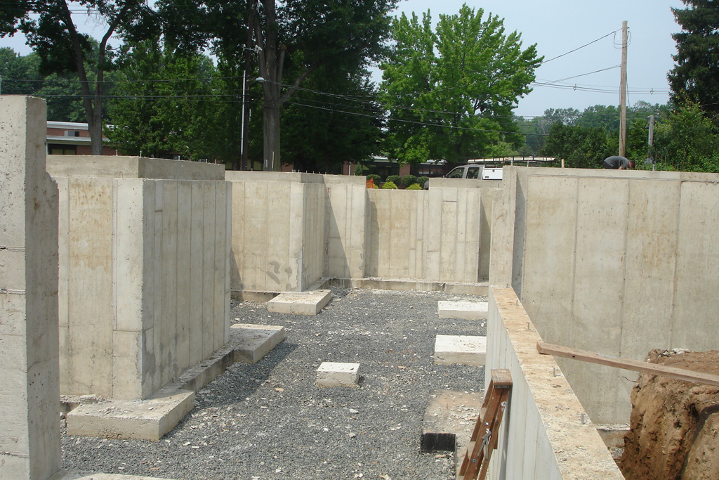 Riva Concrete Poured Concrete Foundations And Slabs
